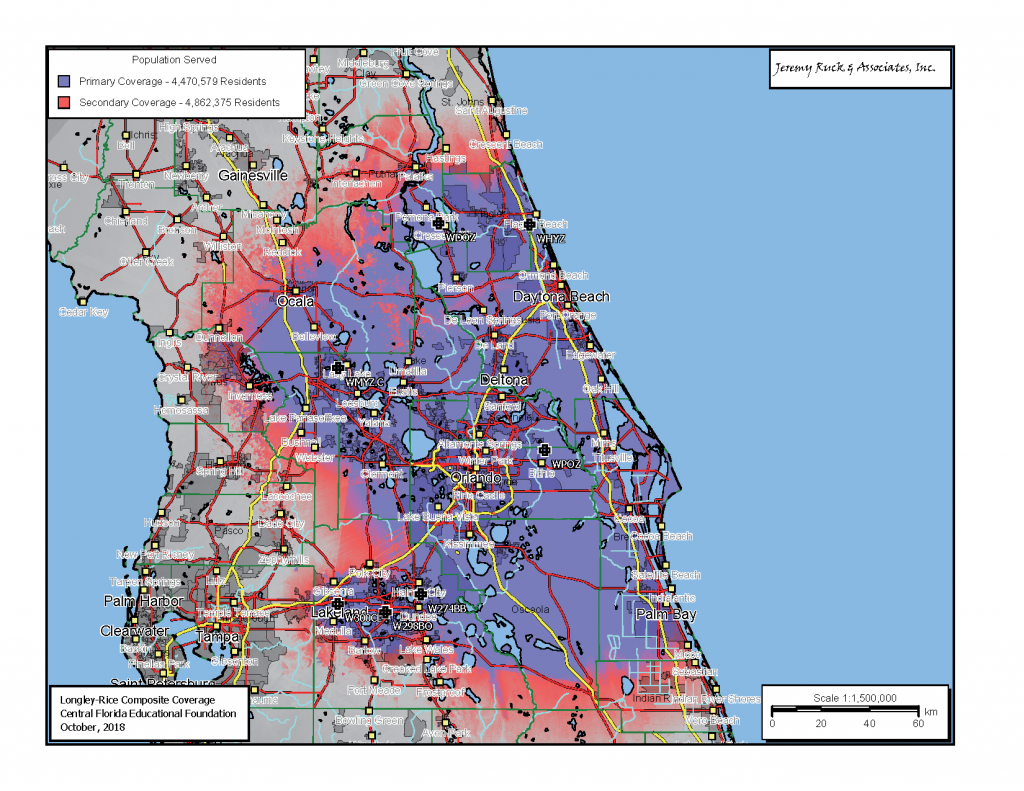 Z88.3 Coverage Map