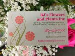 BJs Flowers and Plants, Inc