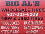 Big Al's Wholesale Tires