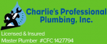 Charlie's Professional Plumbing