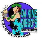 Da Kine Diego's Insane Burrito