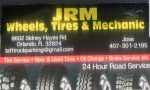 JRM Wheels and Tires