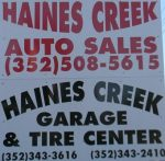 Haines Creek Garage and Tire Center