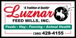 Luznar Feed Mills Inc