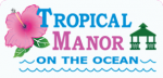 Tropical Manor on the Ocean – Daytona Beach Shores