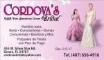 Las Tres Banderas – Cordovas Bridal LLC